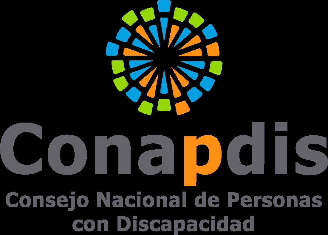 Logo del Conapdis